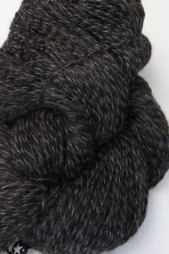 Galler Yarns Alpaca Peruvian Tweed | Charcoal/Black (PT123)