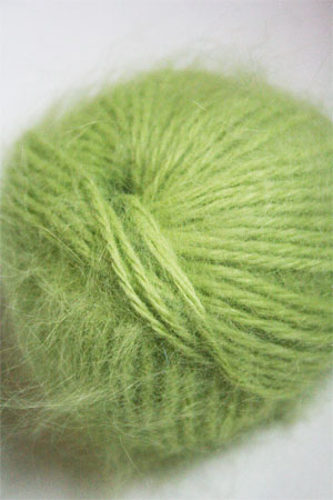 Belangor Pure French Angora in 831 Green Apple