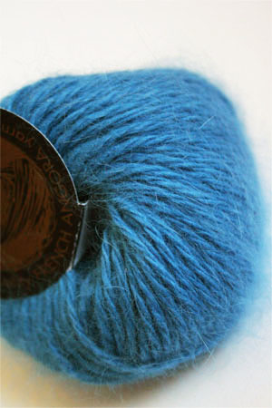Belangor Pure French Angora in 863 Copen Blue