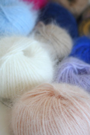 Belangor Pure French Angora from Joseph Galler at Fabulous Yarn