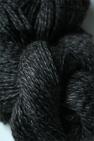 PT123 Charcoal Tweed Twist Peruvian Twist Superfine Alpaca