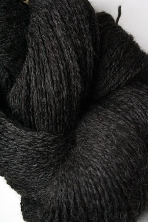 PT130 Natural Black Twist Peruvian Twist Superfine Alpaca