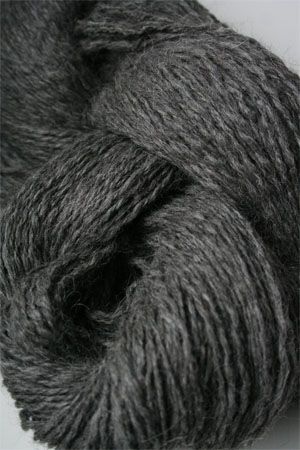 PT132 Grey Charcoal Twist Peruvian Twist Superfine Alpaca
