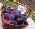 Yarn Gift Basket