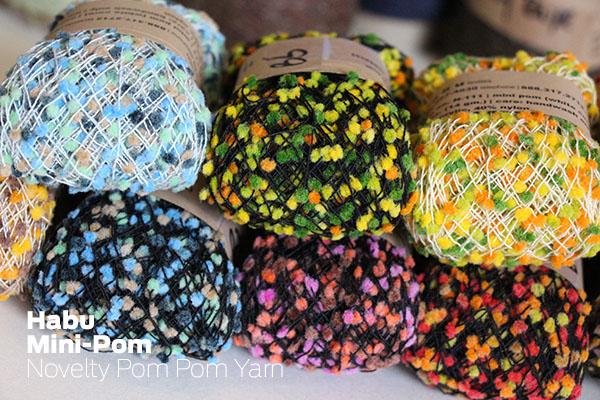 Habu Nerimaki Cotton Slub Yarn Mint Green 11