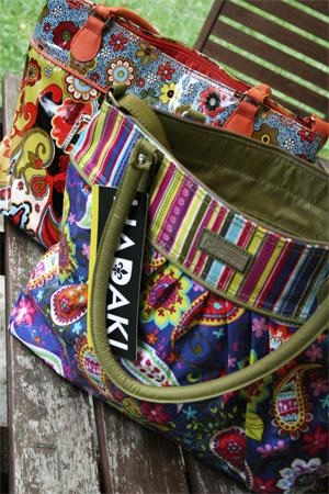 Hadaki Knitting Bags Cool Tote