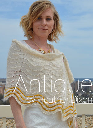 Antique - a Heather Dixon Pattern