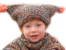 Kids Infants Toddler Hat Patterns
