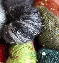 Artyarns Beaded Silk and Sequins Light (DK)