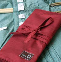 Della Q The Que DOUBLE Interchangeable Knitting Needle Case
