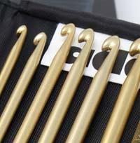 ADDI CROCHET MIXED TIP CLICK Interchangeable Needle Set