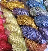 artyarns beaded silk