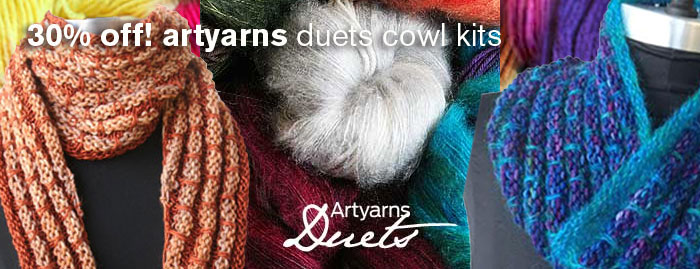artyarns cowlkit clearance sale