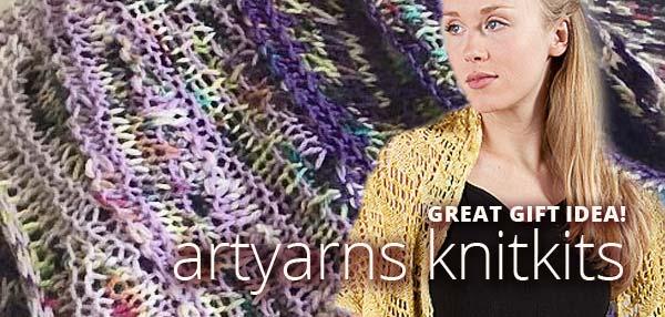 Artyarns knitting kits