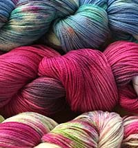 Artyarns Merino Cloud 600 series speckled