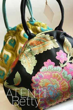 Atenti Designs Betty Knitting Bag