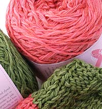 Be Sweet Bambino Organically Grown Cotton and Bamboo Yarn