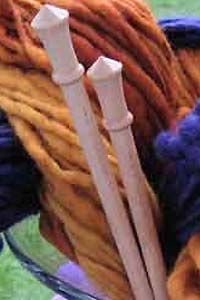 Brittany Jumbo Single Points Needles
