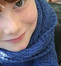 Jade cashmere scarf kits