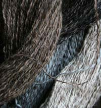 Galler Yarns Peruvian Tweed Alpaca Yarn