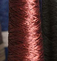 Habu Henpei Silk Ribbon Yarn