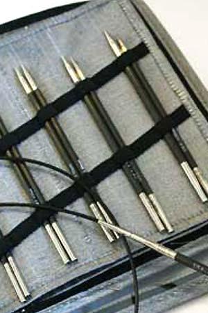 Knitters Pride Karbonz  Interchangeable Deluxe Set