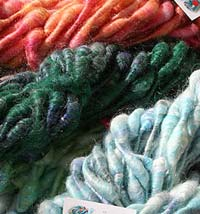 Knitcollage Pixie Dust