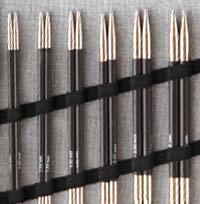 KNITTERS PRIDE KARBONZ Carbon Fiber  INTERCHANGEABLES NEEDLE SETS