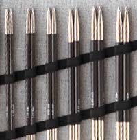 KNITTERS PRIDE KARBONZ Carbon Fiber  INTERCHANGEABLES NEEDLE SETS