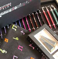 Knitters Pride Melodies Limited Edition Interchangeable Needle Set