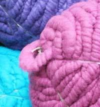 Bagsmith Big Stitch Yarn Bumps