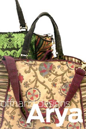 Offhand Designs Arya Bag