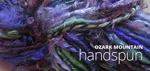 Ozark Mountain Handspun Yarn