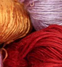 peau de soie Yarn