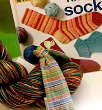 Sox Box Sock Knitting Gift