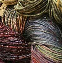 zen yarn garden serenity glitter