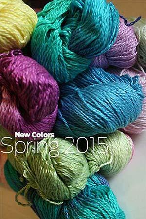 Jade Sapphire 2 Ply Cashmere Silk Yarn