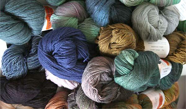 Jade Sapphire 2 ply Cashmere Yarn