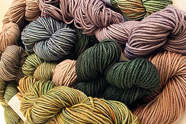 Jade Sapphire 8 Ply Bulky Cashmere Yarn