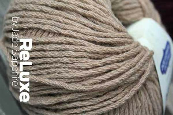 Jade Sapphire ReLuxe Recycled 100% Italian Cashmere Yarn