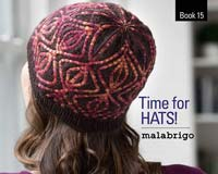 Malabrigo Book 15 Time for Hats