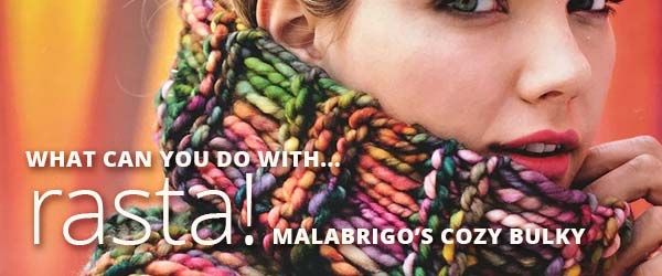 malabrigo RASTA SUPER BULKY