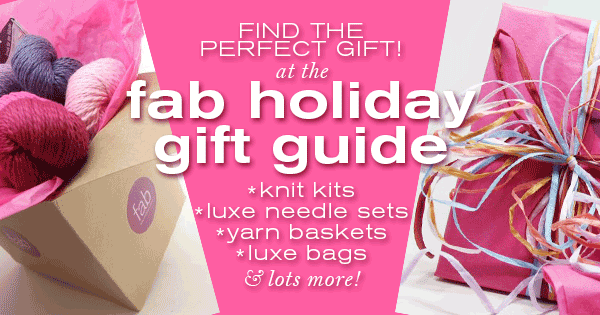 Find the perfect gift at the Fab Holiday Gift Guide