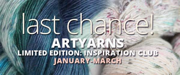 ARTYARNS INSPIRATION CLUB