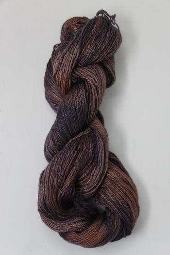 JADE SAPPHIRE Baby 2 ply Silk Lace Cashmere in 182 20 Shades of Brown