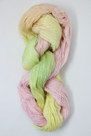 JADE SAPPHIRE Baby 2 ply Silk Lace Cashmere in 63 Candy Girl
