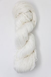 Jade Sapphire 2 Ply Cashmere Silk 000 Ivory