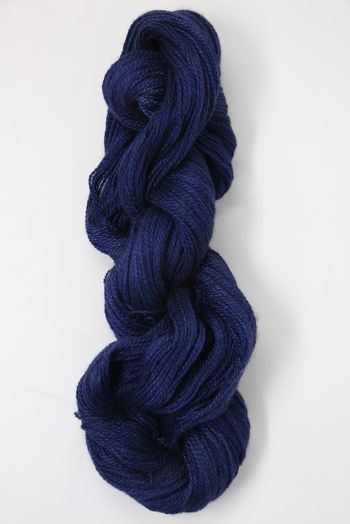 JADE SAPPHIRE Baby 2 ply Silk Lace Cashmere in Mavy (131)