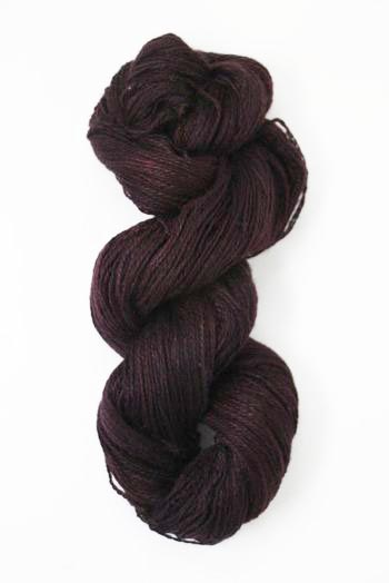 JADE SAPPHIRE Baby 2 ply Silk Lace Cashmere in 183 Red Light District