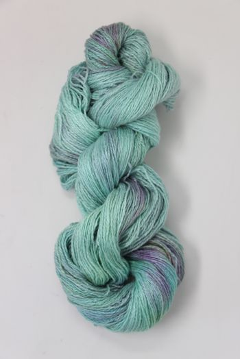 JADE SAPPHIRE Baby 2 ply Silk Lace Cashmere in 158 Seaglass